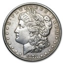 1878 Morgan Dollar 8 Tailfeathers VF