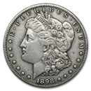 1898-S Morgan Dollar XF