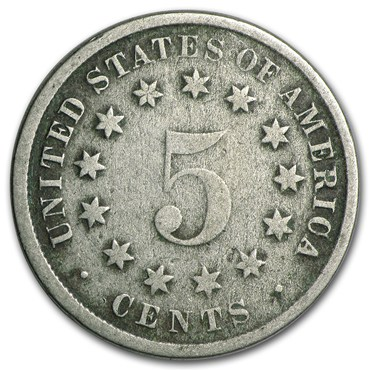 Shield Nickels (1866-1883)