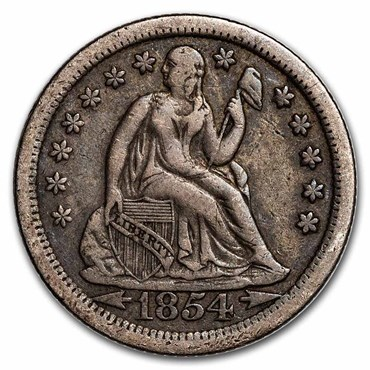 Liberty Seated Dime