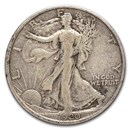 1920-S Walking Liberty Half Dollar Fine