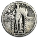 1916-1930 Standing Liberty Quarters (Full Dates)