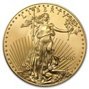 2010 1 oz Gold American Eagle BU