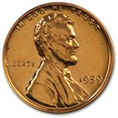 1959 Lincoln Cent Gem Proof (Red)