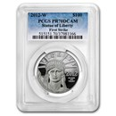 2012-W 1 oz Proof Platinum American Eagle PR-70 PCGS (FS)