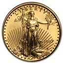 1997 1/10 oz Gold American Eagle BU