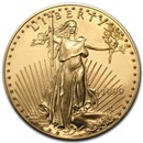 1999 1 oz Gold American Eagle BU