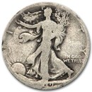 1919-D Walking Liberty Half Dollar AG