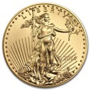 2014 1 oz Gold American Eagle BU
