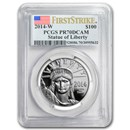 2014-W 1 oz Proof Platinum American Eagle PR-70 PCGS (FS)