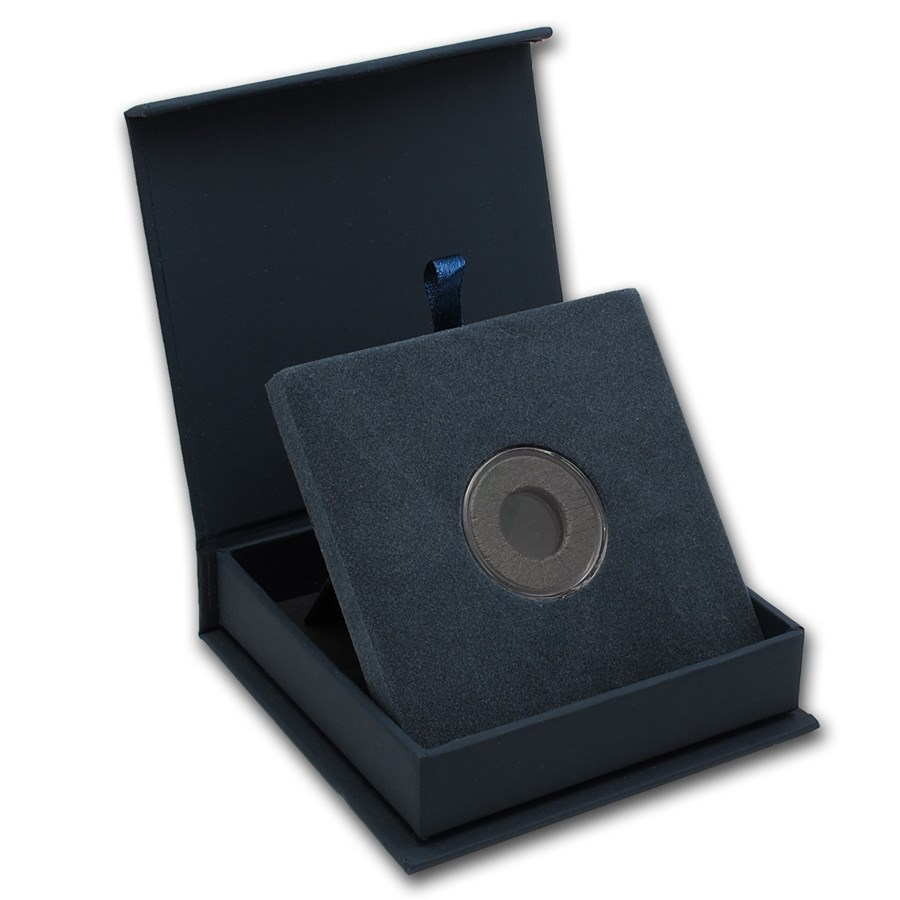 APMEX Gift Box - Includes 14 mm Air-Tite Holder with Gasket