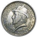 1937 Roanoke Island Half Dollar BU
