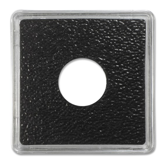 Quadrum Intercept Snaplock Holder w/Black Gasket - 17 mm