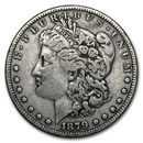 1879 Morgan Dollar VG/VF
