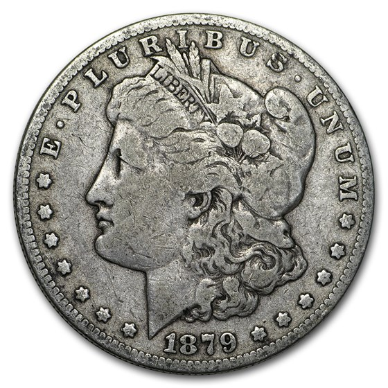 1879-O Morgan Dollar VG/VF