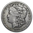 1891 Morgan Dollar VG/VF