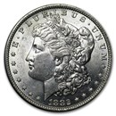 1882-O Morgan Dollar AU