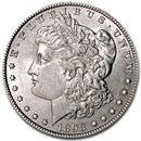 1898 Morgan Dollar AU