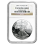 1986-2016 31-Coin Proof Silver Eagle Set PF-69 NGC (inc. 1995-W)