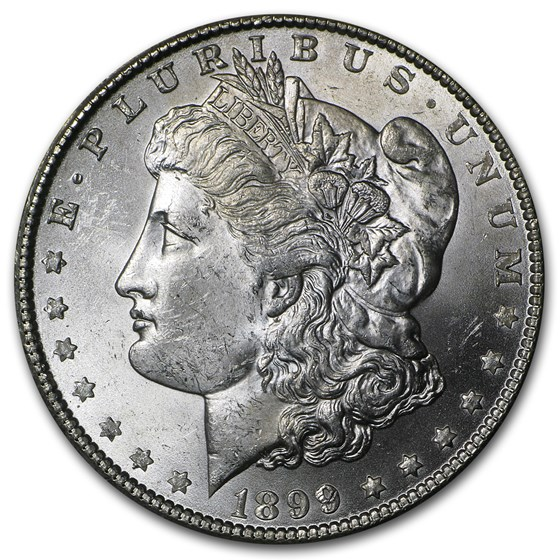 1899-O Morgan Dollar BU
