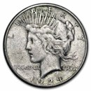 1924-S Peace Dollar VG/VF