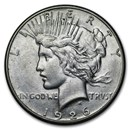1926-S Peace Dollar XF