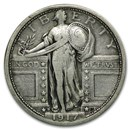 1917-D Standing Liberty Quarter Type-I VF
