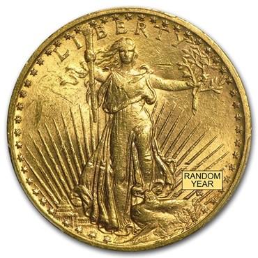 St Gaudens coin