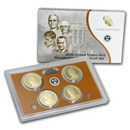 2015 Presidential Dollar Proof Set