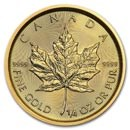1-4-oz-canadian-gold-maple-leaf-coins