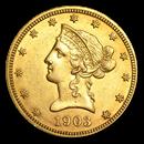 10-gold-liberty-eagle-coins-1838-1907