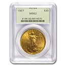 20-saint-gaudens-double-eagle-coins-1907-1933-pcgs-certified
