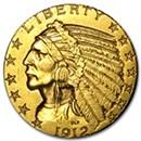 5-indian-half-eagle-coins-1908-1929