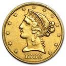 5-liberty-half-eagle-coins-1839-1908