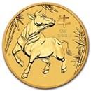 australian-gold-lunar-ox-coins-2021-2009-1997
