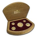 australian-gold-nugget-coin-sets
