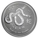 australian-silver-lunar-snake-coins-2013-2001