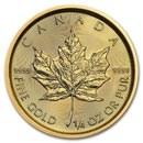canadian-1-4-oz-maple-leaf-gold-coins