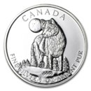 canadian-silver-wildlife-series