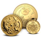 gold-silver-coins-currency-from-regions-of-the-world