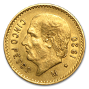 mexican-gold-pesos-1959-prior