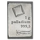 palladium-bullion
