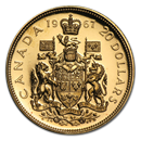 royal-canadian-mint-gold-vintage-coins