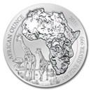 rwanda-silver-coins-wildlife-lunar-nautical-series