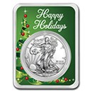 silver-american-eagles-silver-dollars-holiday-themed