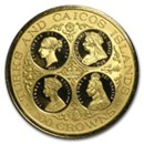 turks-caicos-gold-silver-coins-currency