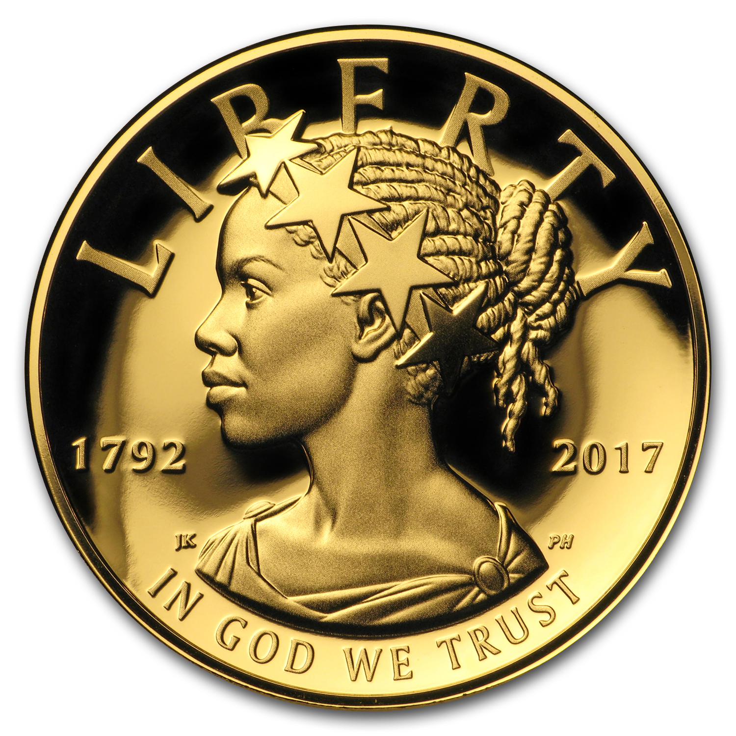 2018 American Liberty $10 1//10 One Tenth Ounce 9999 Pure Gold Proof Coin