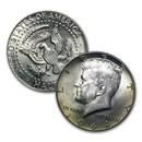 $1.00 Face Value 90% Silver Kennedy Halves BU