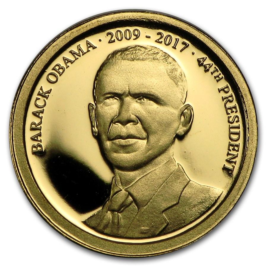 1/2 gram Gold Round - American Mint (.585 Fine, 14K)