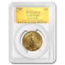1/2 oz American Gold Eagle MS-70 PCGS (Random Year)